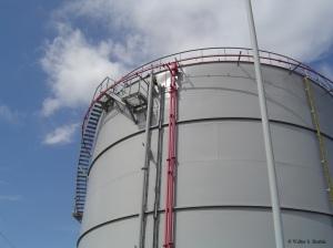 Liquid Storage Tank Protection