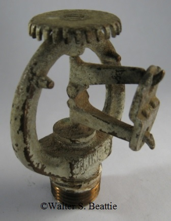 1961 Viking Upright Sprinkler Head